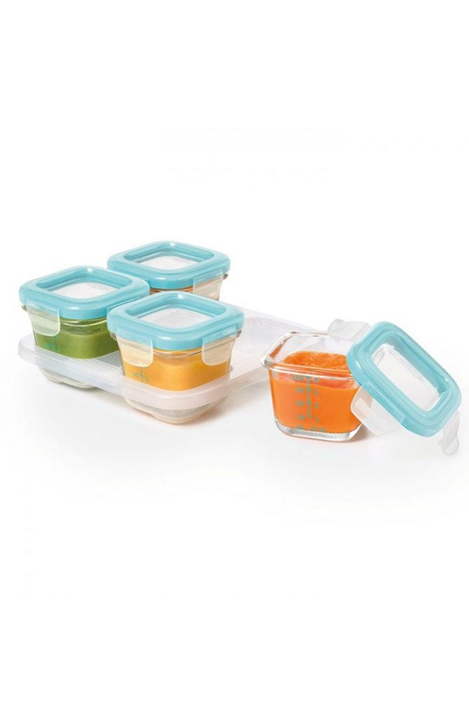 OXO TOT Glass Baby Blocks 4oz