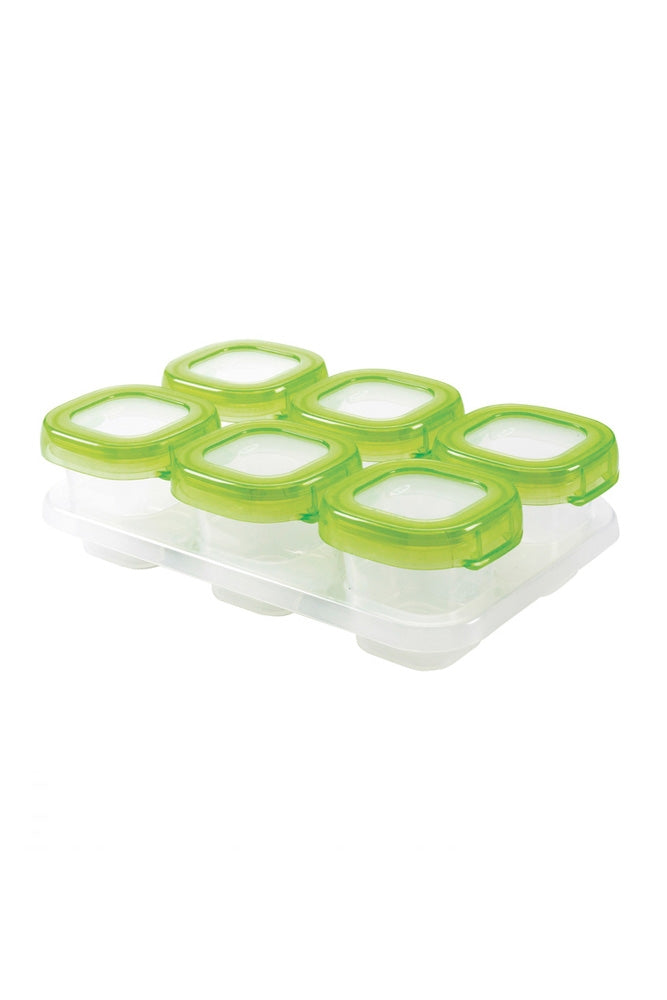 OXO Tot Baby Blocks Freezer Storage Containters 2oz