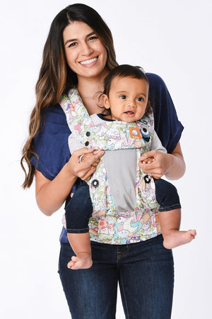 Baby Tula Explore Mesh Baby Carrier Coast Abracadabra - Sold Out