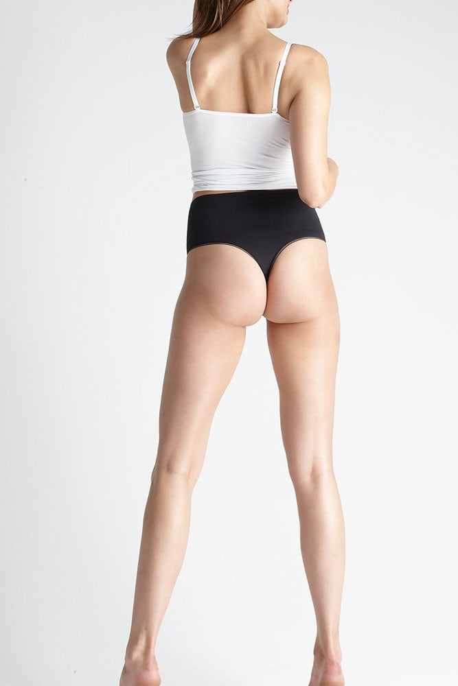 Yummie Tummie Ultralight Seamless Shaping Thong
