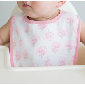 Swaddle Designs Muslin Baby Bibs (Set of 3)