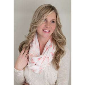 Swaddle Designs 2-in-1 Infinity Bamboo Nursing Scarf