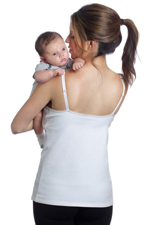 Rumina Hands-Free Pump&Nurse™ Essential Cotton Nursing Tank