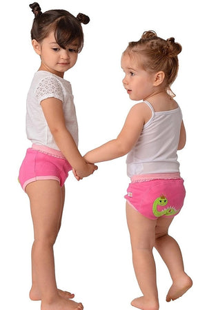Zoocchini 3-Piece Organic Cotton Potty Training Pants Set