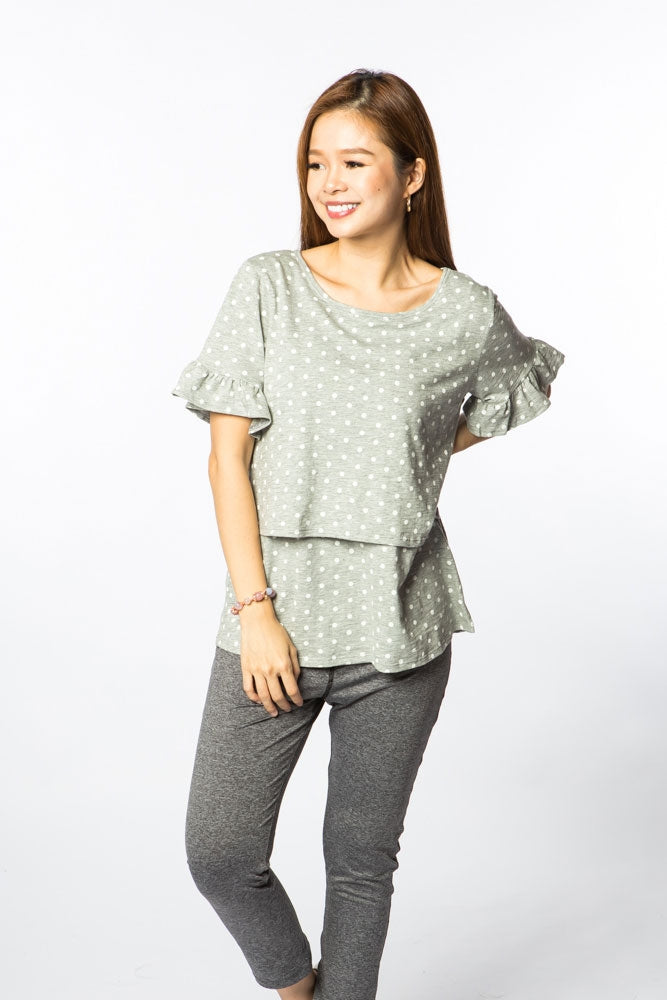 Yara Nursing Tops