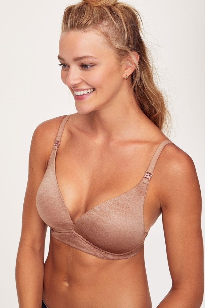 Belabumbum Haylie Wireless T-Shirt Nursing Bra