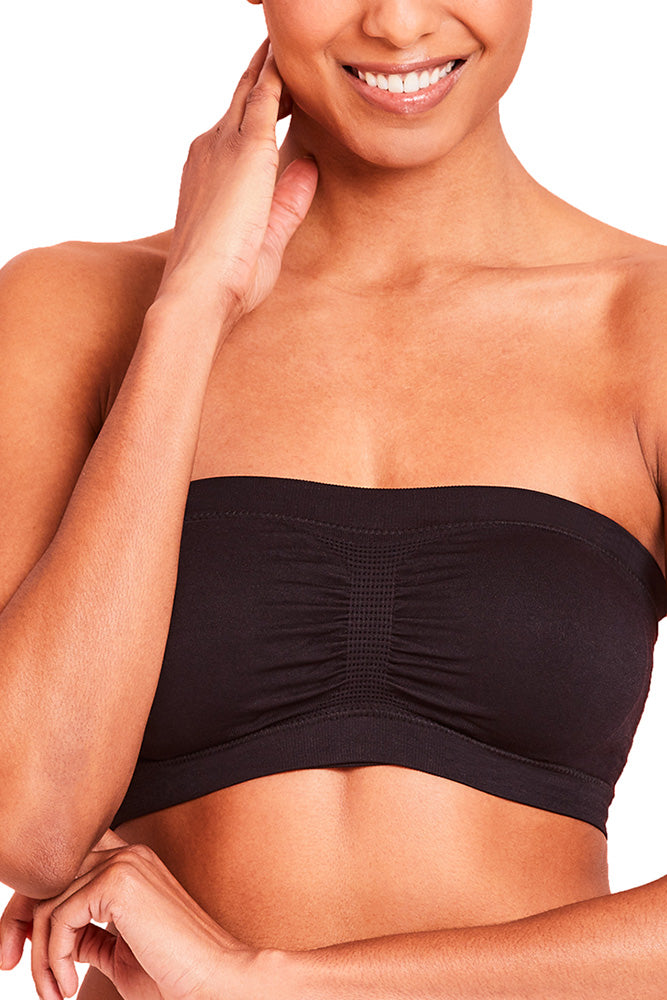 La Leche League Seamless Strapless Nursing Bra