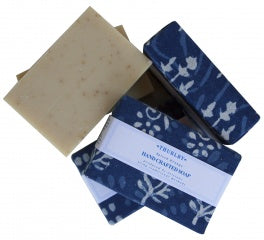 Thurlby Soap Bar - Indigo, India / Australia
