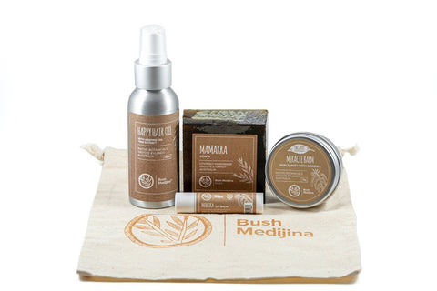 Bush Medijina - Medium Gift Bag - Australia