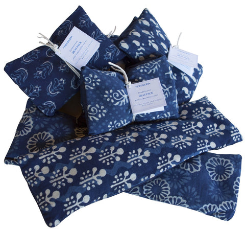 Thurlby Heat Pack - Indigo Sandalwood, India / Australia