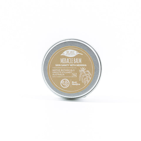 Bush Medijina Miracle body balm 10 grams - Shop Fair trade, Ethically handmade, natural Australian skincare at ONLY JUST