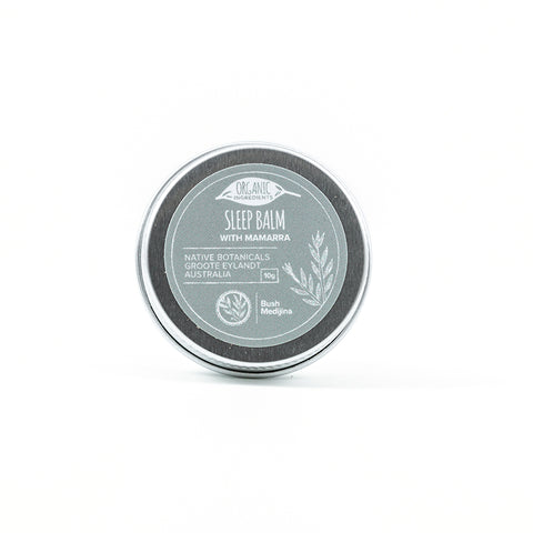 Bush Medijina Sleep well body balm 10 grams - Shop Fair trade, Ethically handmade, natural Australian skincare at ONLY JUST