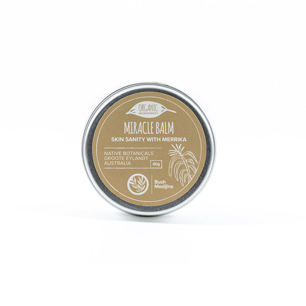 Bush Medijina miracle body balm - Shop Fair trade, Ethically handmade, natural Australian skincare at ONLY JUST