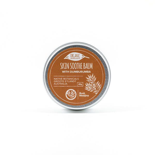 Bush Medijina Skin Soothing body balm 40 grams - Shop Fair trade, Ethically handmade, natural Australian skincare at ONLY JUST