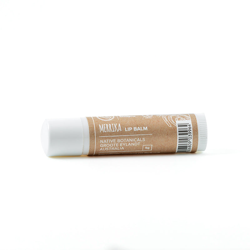 Bush Medijina Merrika lip balm - Shop Fair trade, Ethically handmade, natural Australian skincare at ONLY JUST