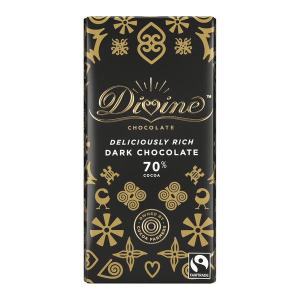Divine Fairtrade Chocolate, Ghana