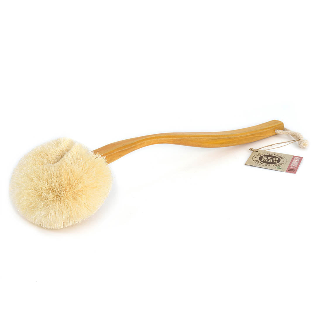 Eco Max Back Brush - Long Handle, Sri Lanka