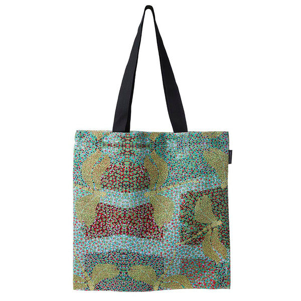 Alperstein Designs Fair Trade Gifts - Aboriginal Art Print Tote Bag design by Artist Sheryl Burchill