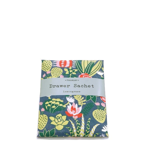 Thurlby Drawer Sachet - Prickly, India / Australia