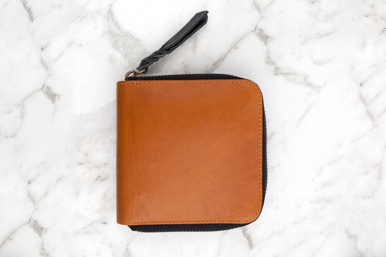 Ovae Leather Wallet - Zorro, Indonesia