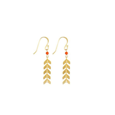Eden Earrings - Desert Wildflower, Asia