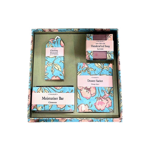 Thurlby Gift Box - Flourish, India / Australia