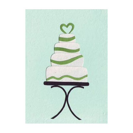 Good Paper Greeting Card - Wedding, Rwanda
