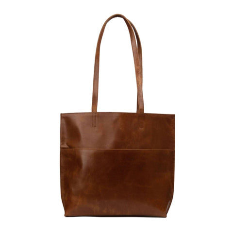 Joyn Everyday Leather Tote - India