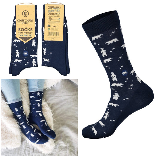 socka that protect the Arctic - polar bears