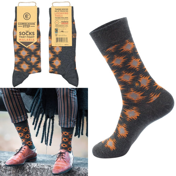 socks that fight malaria