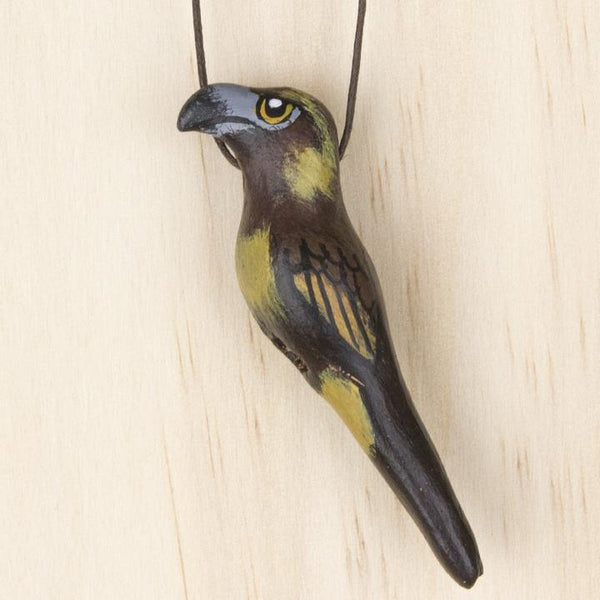 Songbird necklace wedge tailed eagle - Shop Fair Trade, Handmade, Ethical Gifts & Jewellery Australia at ONLY JUST.
