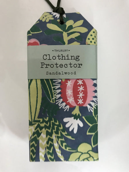 Thurlby Clothing Protector - Prickly, India / Australia