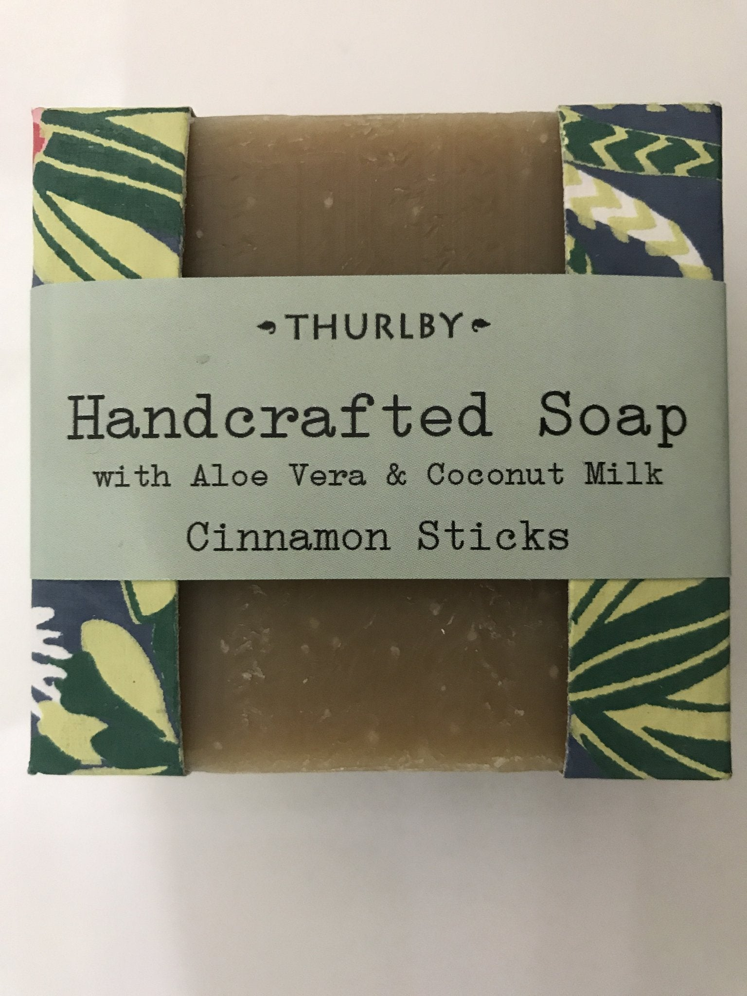 Thurlby Soap Bar - Prickly, India / Australia