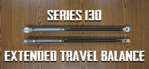 Series 130 Extended Travel Block & Tackle Window Balance
