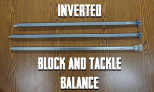 How to Replace Inverted Block and Tackle Balances
