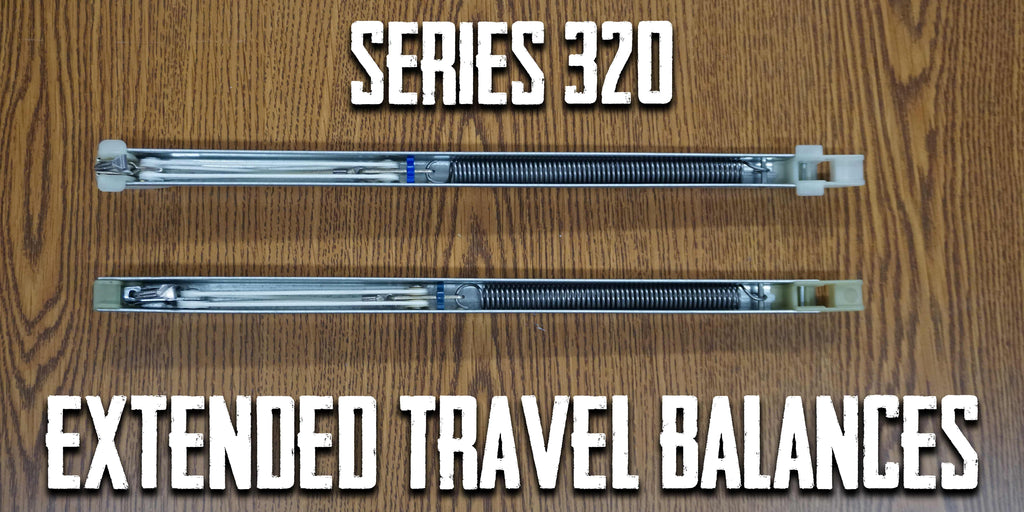 Series 320 Extended Travel Balance