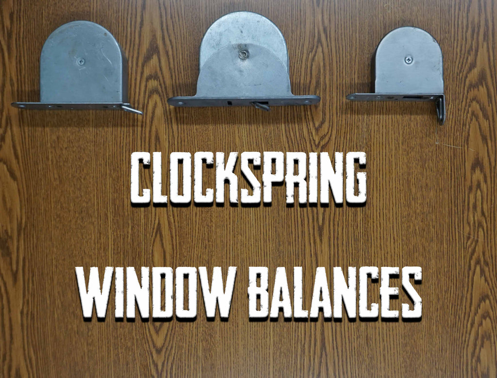 Clockspring Window Balances