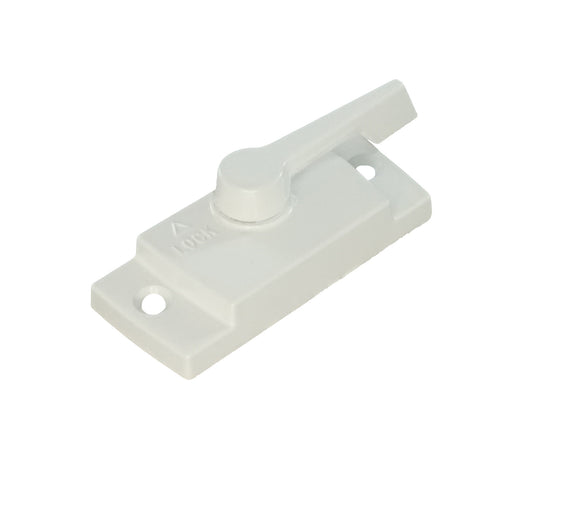 014-10-8-32 Truth Sweep Lock, Large Cam, White- No Lugs