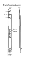 014-17 Truth Hardware Support Arm Diagram