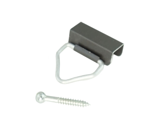WRS Slip On Screen Latch with Ball Head Screw