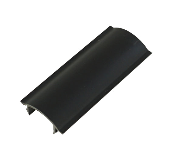 025-14 Main Image of WRS Black Plastic Sash Stop