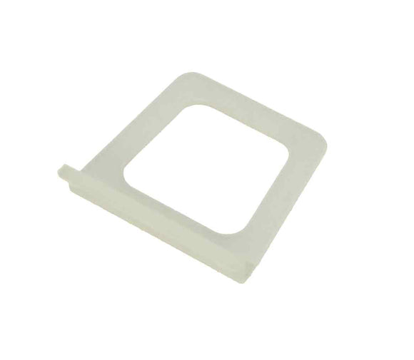 032-1400W White Screen Pull Tab
