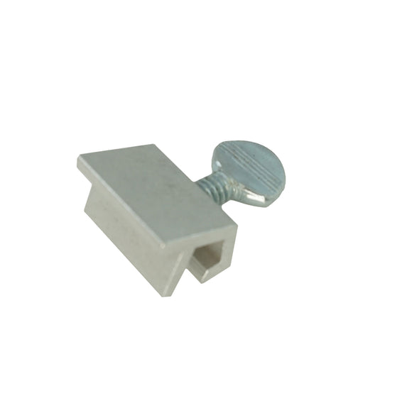 Thumbscrew Sliding Window Track Lock