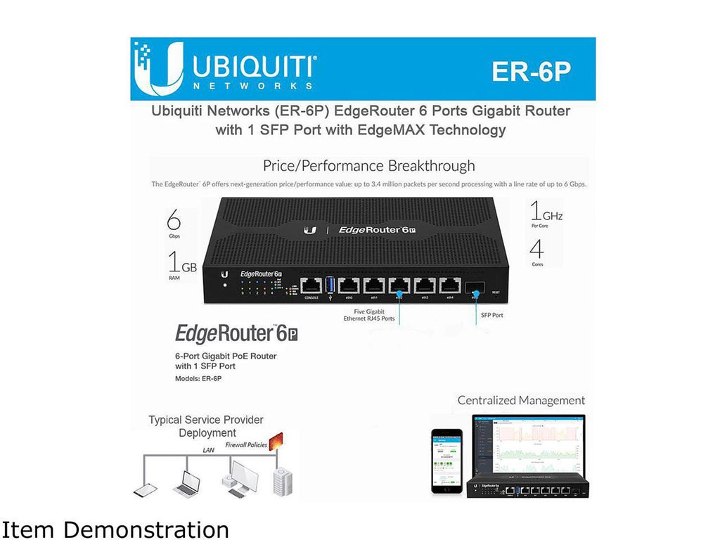 6P Router