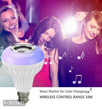 Load image into Gallery viewer, Music Bulb With Bluetooth Speaker Light Bulb Colorful Lamp for Home