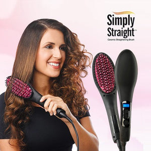 Combo Pack - Simply Hair Straightener with Flawless Facial Hair Remover