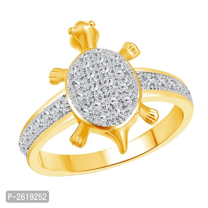Meru Turtle Ring Kachua Ring Tortoise Ring for good future and fortune