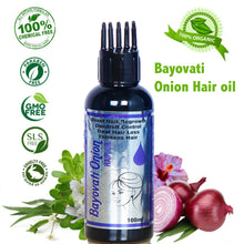 Load image into Gallery viewer, Bayowati Onion Hair Oil 100 ml For Hair growth
