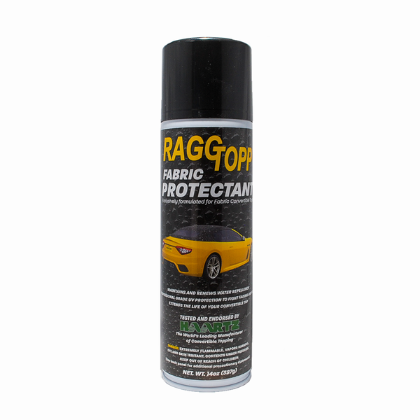RAGGTOPP Convertible Top Fabric Protectant