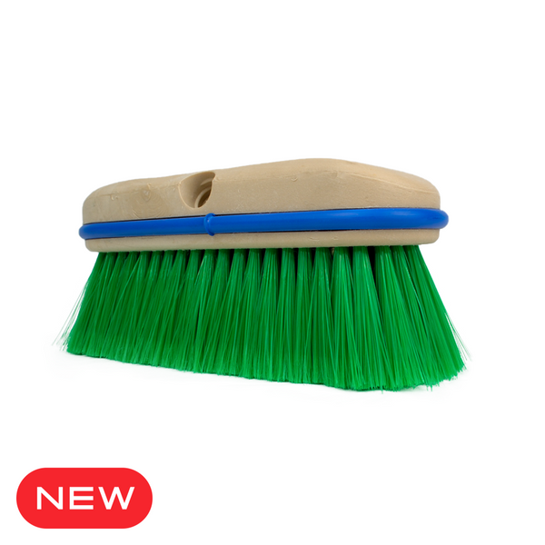 Premium Large Convertible, Soft Top and Tonneau Cover Cleaning Brush